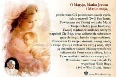 akt zawierzenia się Maryi
