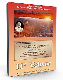 Księga Nieba tom 11