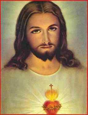twarz Jezusa