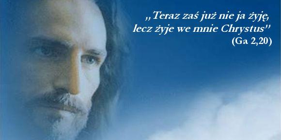 Jezus żyje we mnie