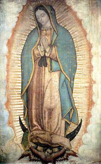Matka Boża z Gaudalupy