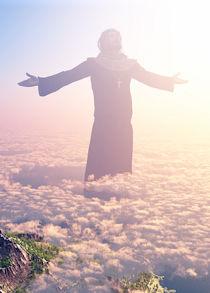 Jezus ukazujący się duszy