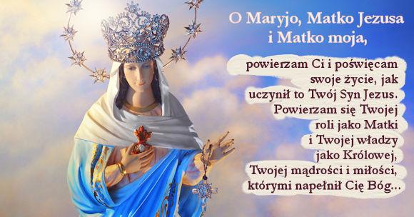 Poświęcenie się Maryi
