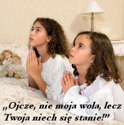modlitwa poranna dziewczynek