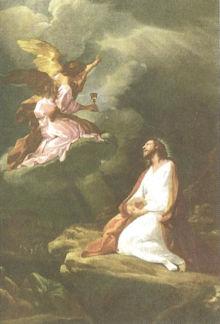 Jezus w Getsemani