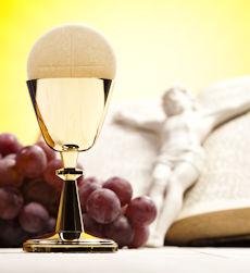 Jezus w Eucharystii
