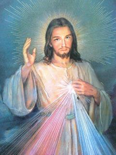 Błogosławieństwo Jezusa