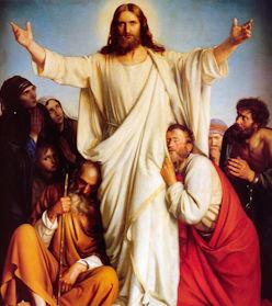 Jezus daje Wolę Bożą