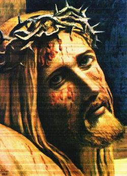 Jezus w agonii